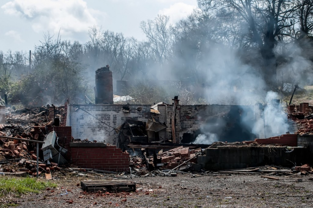 Residential fire causes