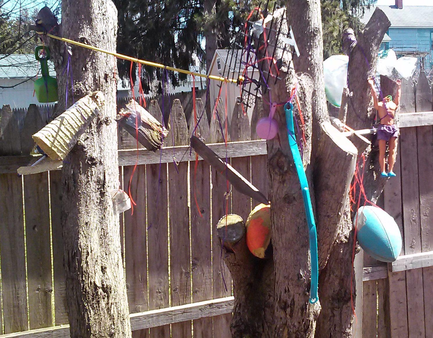 The Herkimer Junk Tree