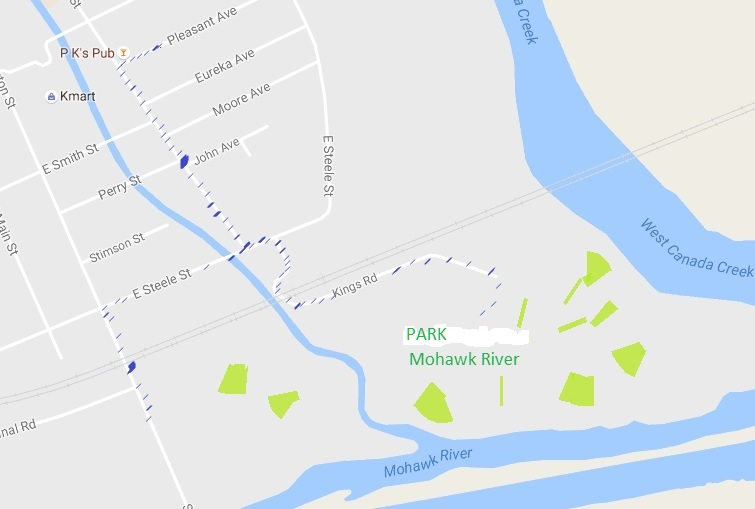 Mohawk Valley Walk - River Park - Herkimer