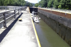 Erie Canal Little Falls NY 2018
