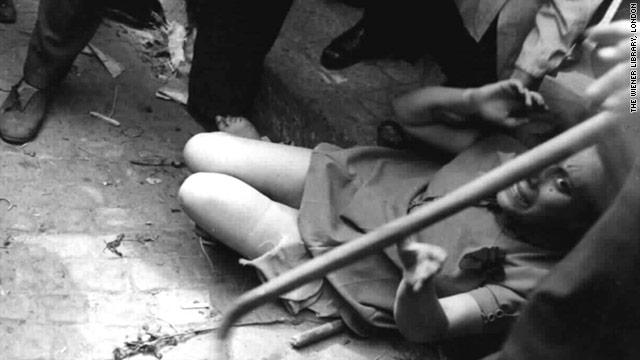Lvov pogrom victim June 1941
