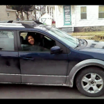 Herkimer Sykse gang street harasser. Friend of fellow Herkimer thugs Kyra Sykes and Carrie Bass