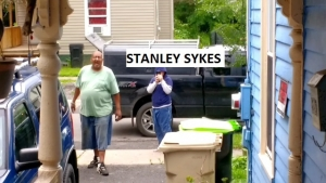 Child and drug trafficker Stanley Sykes