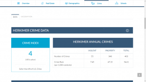 What's Good About Herkimer's Bad Crime Figures