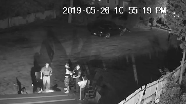 Sykes Gang Swarms – Police Respond