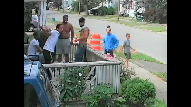 Joseph Handy's 328 Pleasant Ave Hosts Herkimer Gang Gathering